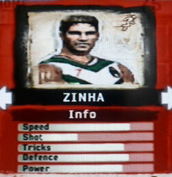 FIFA Street 2 Zinha
