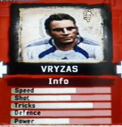 FIFA Street 2 Vryzas