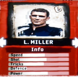 FIFA Street 2 L. Miller