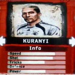 FIFA Street 2 Kuranyi