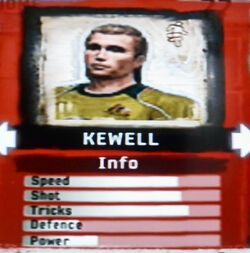FIFA Street 2 Kewell