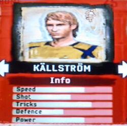 FIFA Street 2 Kallstrom