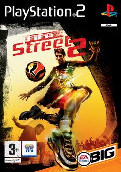 FIFA Street 2 Cover