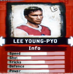 FIFA Street 2 Lee Young-Pyo