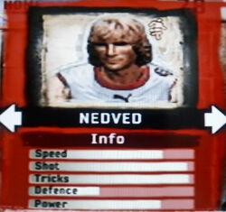 FIFA Street 2 Nedved
