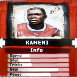 FIFA Street 2 Kameni