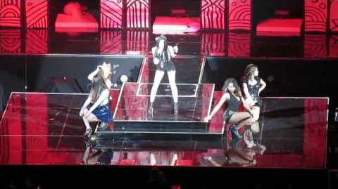 Fifth Harmony - Don't Wanna Dance Alone - Neon Lights Tour (3 7 14)