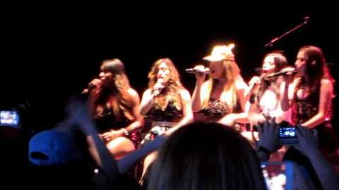 Fifth Harmony - Tellin' Me Who Are You Leave My Heart Out Of This