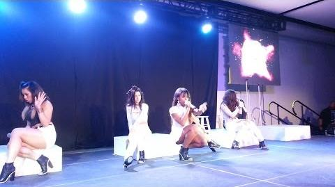 Fifth Harmony- 5th Times The Charm Tour- Freehold, NJ 6 8 14 Miss Movin' On and Bo$$