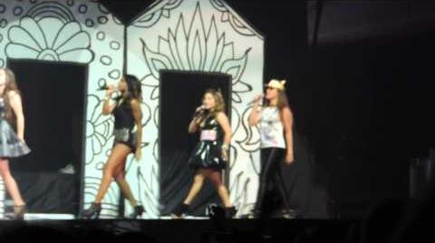 Miss Movin On - Fifth Harmony 3 5 14 Neon Lights Tour