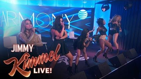 "Fifth Harmony Performs ""BO$$"""