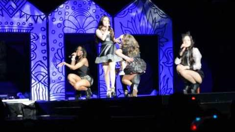 Fifth Harmony - Leave My Heart Out of This Sunrise, FL (Neon Lights Tour)