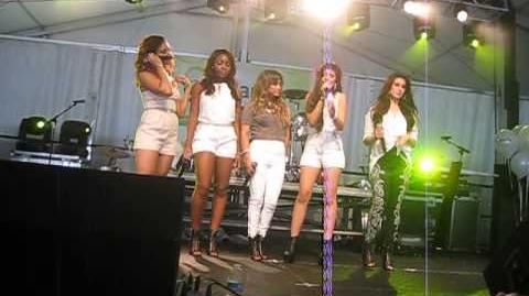 Fifth Harmony - Red (Lansing, MI)