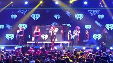 Fifth Harmony- Better Together (Miami, Y100 Jingle Ball 2013)