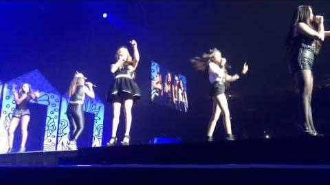 Fifth Harmony Omaha, NE - Leave My Heart Out of This