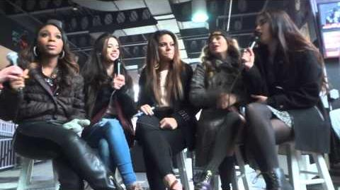 Fifth Harmony Soundcheck Q&A (Camden NJ) 3 1 14-0