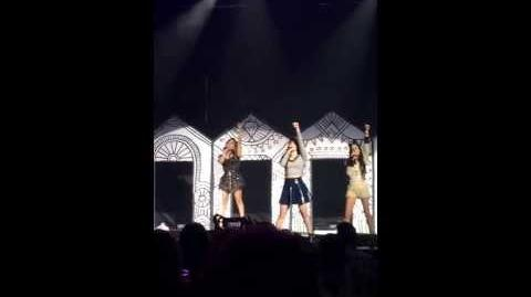 Fifth Harmony - Independent Woman Tampa, FL (Neon Lights Tour)