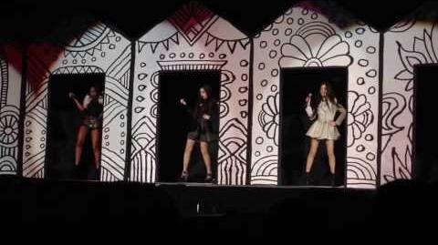 Fifth Harmony - Me & My Girls Charlotte, NC (Neon Lights Tour)