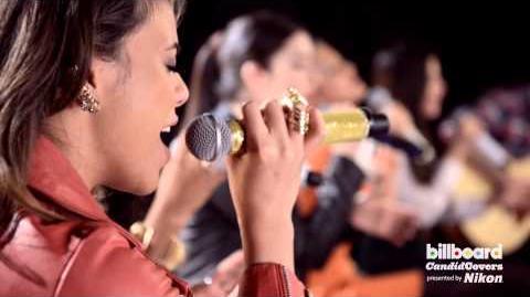 "Fifth Harmony covers Rihanna's ""Stay"" LIVE @ Billboard"