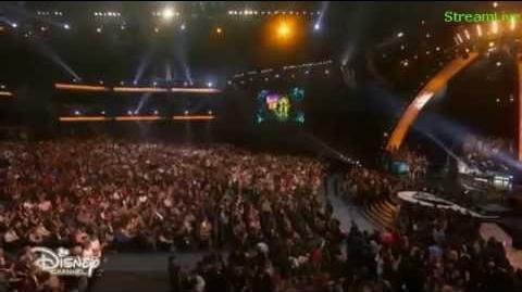 Fifth Harmony's Harmonizers win Fiercest Fans - Radio Disney Music Awards 2015