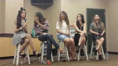 Fifth Harmony Q&A