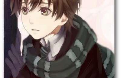 Imagem - Anime-boy-with-black-hair-and-hazel-eyes ...