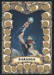 BCUS089Karanga the Ferocious