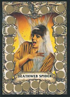 BCUS071Deathweb Spider