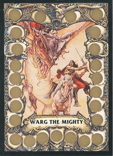 BCUS021Warg the Mighty