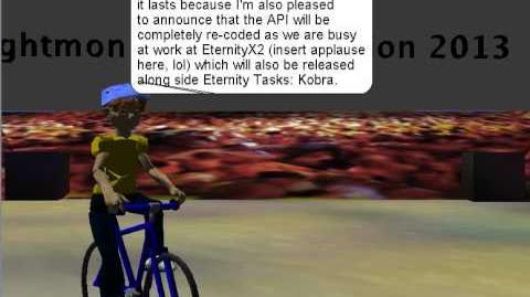 """2013 Fightmon """"E3"""" Presentation"""