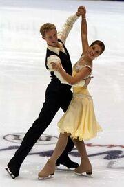 Samuelson & Bates 2007 JGP USA CD