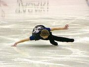 Timothy Goebel 2003 NHK Trophy