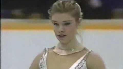 Simone Koch 1988 Olympics LP (USTV)