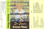 Science Notes Front Cover