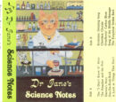 Dr. Jane's Science Notes