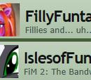 Filly DeviantArt communities