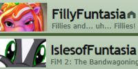 Filly DeviantArt communities