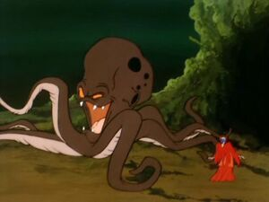 Filmation Octopus