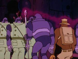 Robot Gorilla Scientists