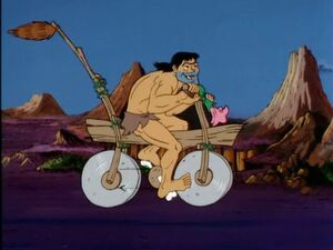 Unga's Bicycle