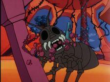 Monster Ghost Termite