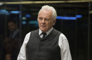 AnthonyHopkins Westworld