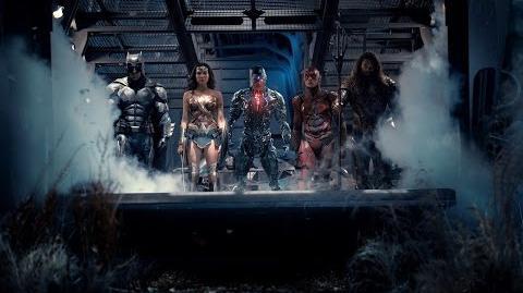 Liga da Justiça - Trailer Oficial 1 (leg) -HD-