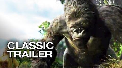 King Kong Official Trailer 1 - Jack Black Movie (2005) HD