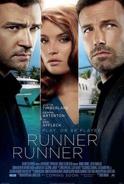 Runner Runner film poster