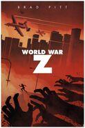 Fan made world war z poster 3