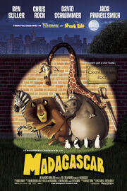 Madagascar Theatrical Poster