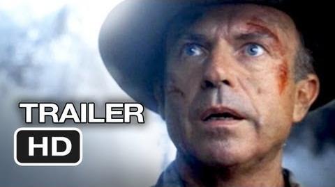 Jurassic Park 3 Official Trailer 1 (2001) - Sam Neill Movie HD