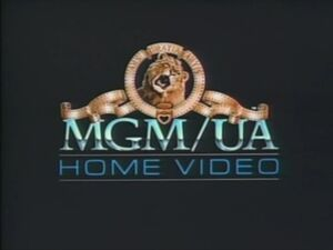 MGM UA Home Video 80's
