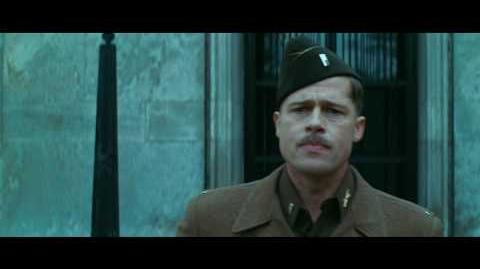 Inglourious Basterds - Official Trailer HD